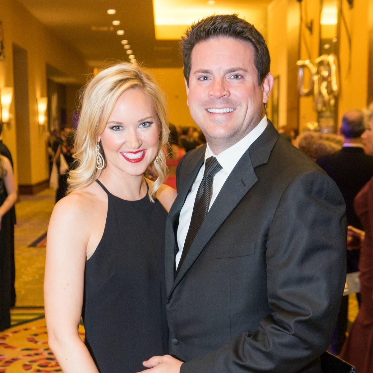 Austin Dancing with the Stars 2015 Megan Karigan Trey Halbert