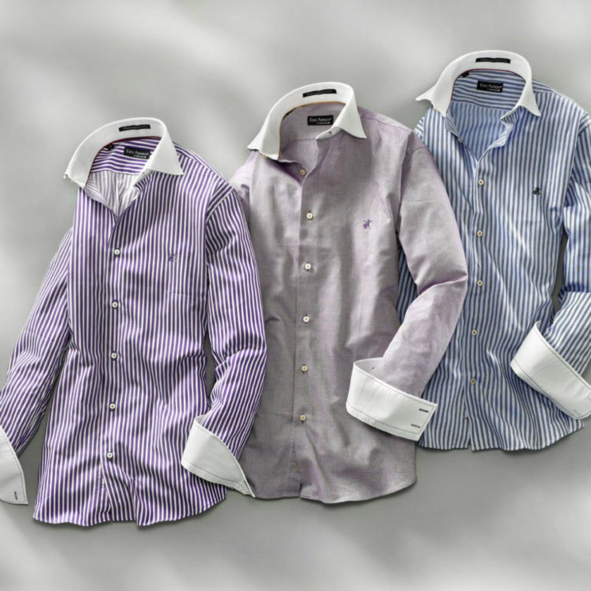 Edo Popken button-down shirts