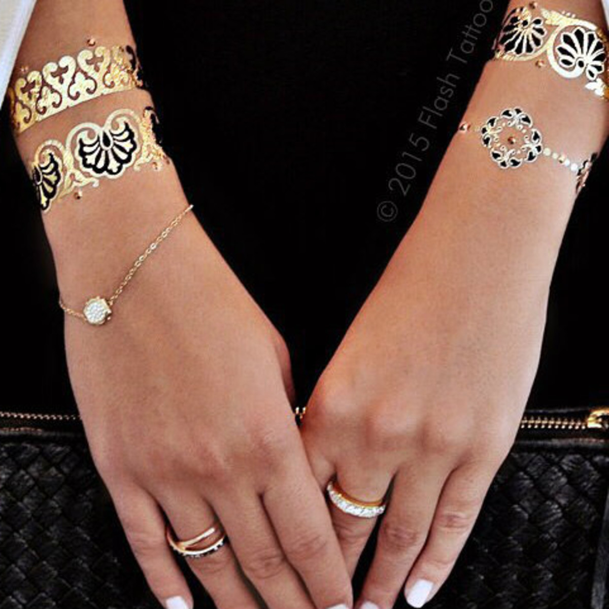 Aurelie Flash Tattoos