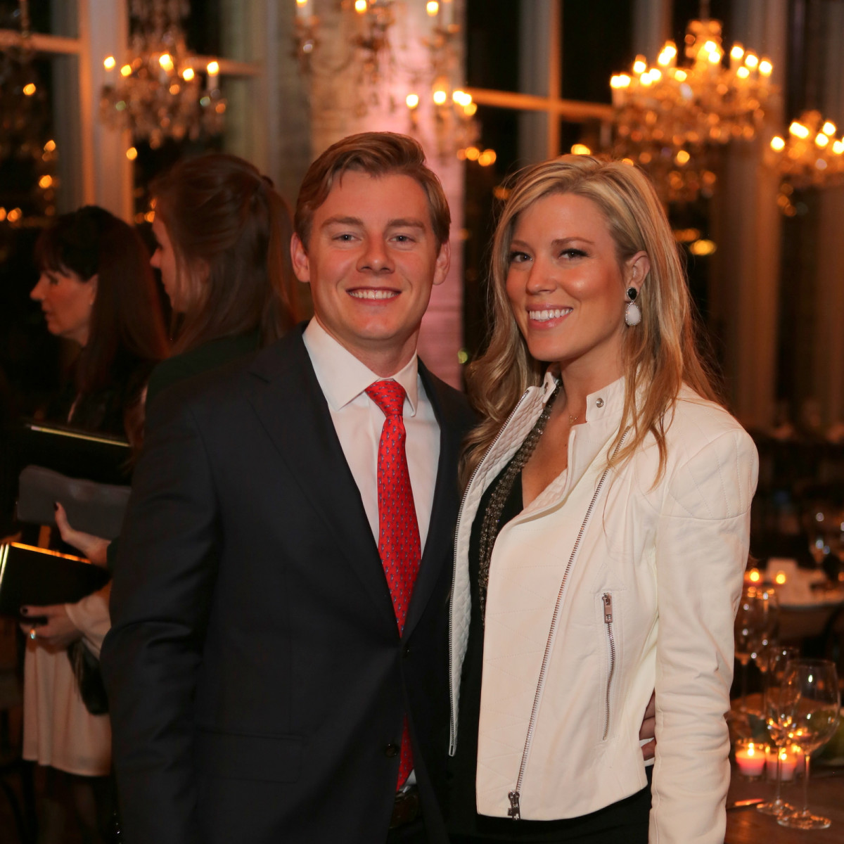 News, Equinox Opening Dinner, Dec. 2015, Austin Alvis, Holly Alvis