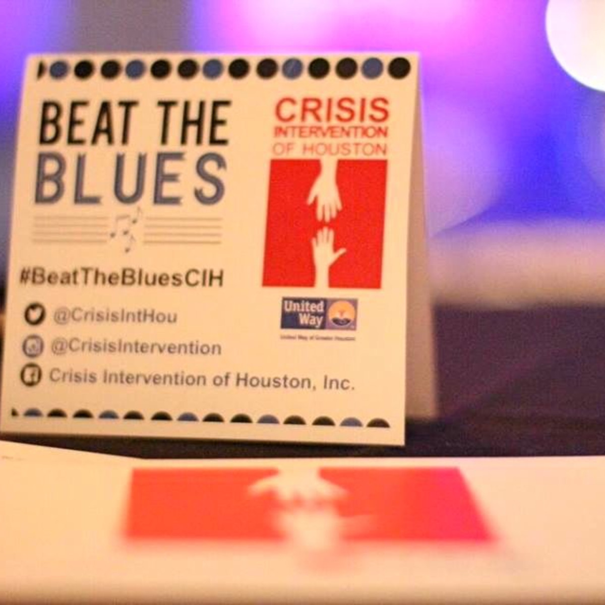 Beat the Blues Crisis Intervention