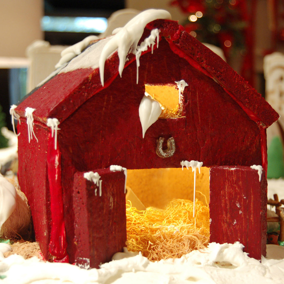Four Seasons Gingerbread Village 2015
