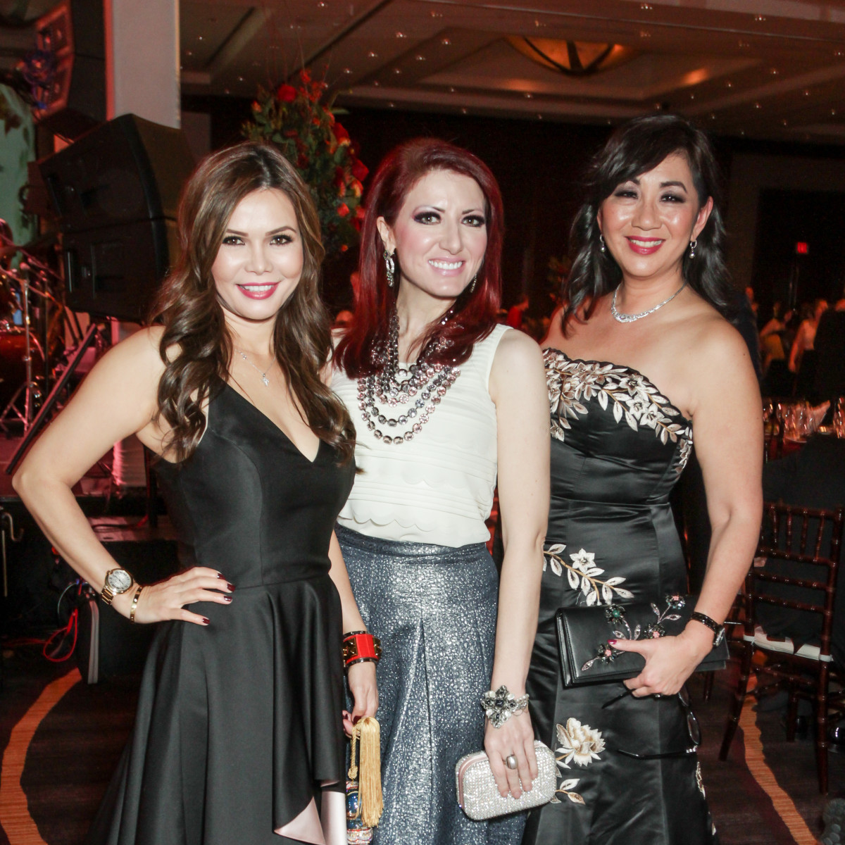 News, Shelby, Women's Home gala, Nov. 2015,  Amy Dichoso, Yasmine Haddad, Alice Mao Brams