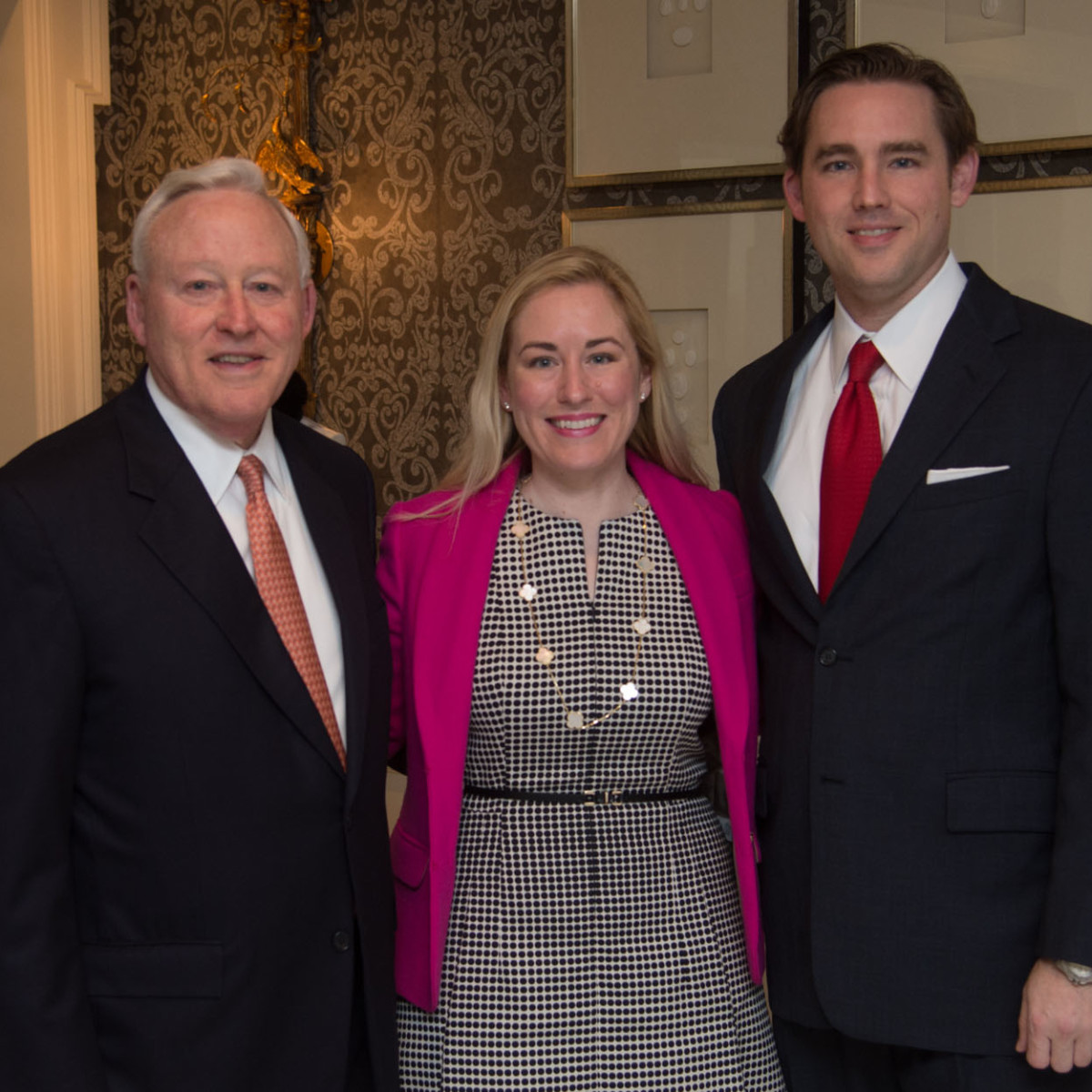 News, Shelby, Houston Bar Harvest Party, Nov. 2015, Fred Hagans, Lindsay Hagans, William Hagans