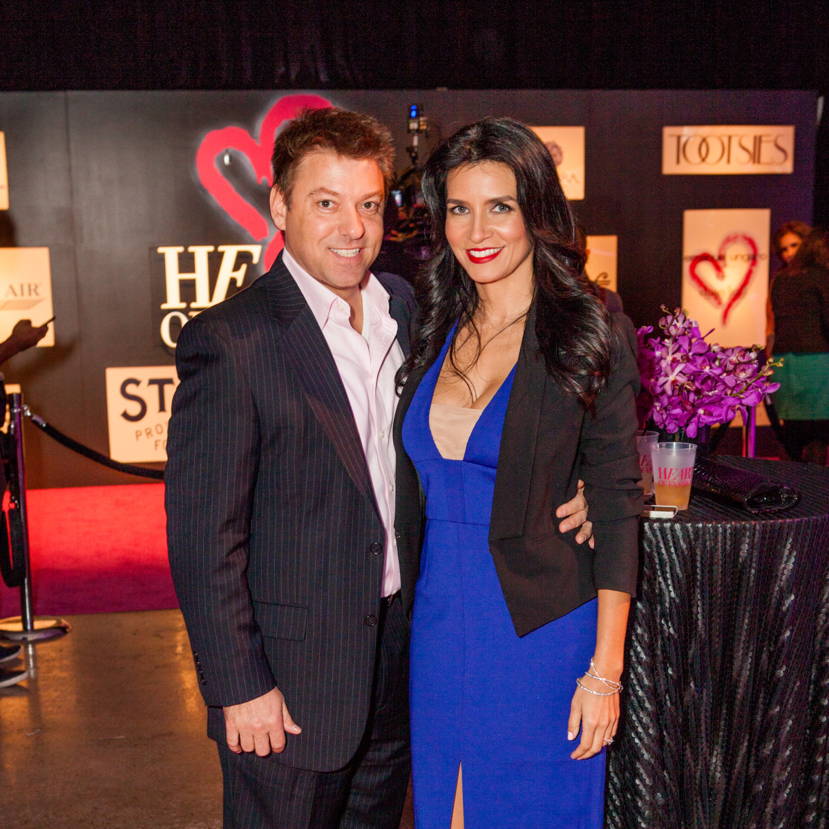 Heart of Fashion Hank Fasthoff and Maya Fasthoff