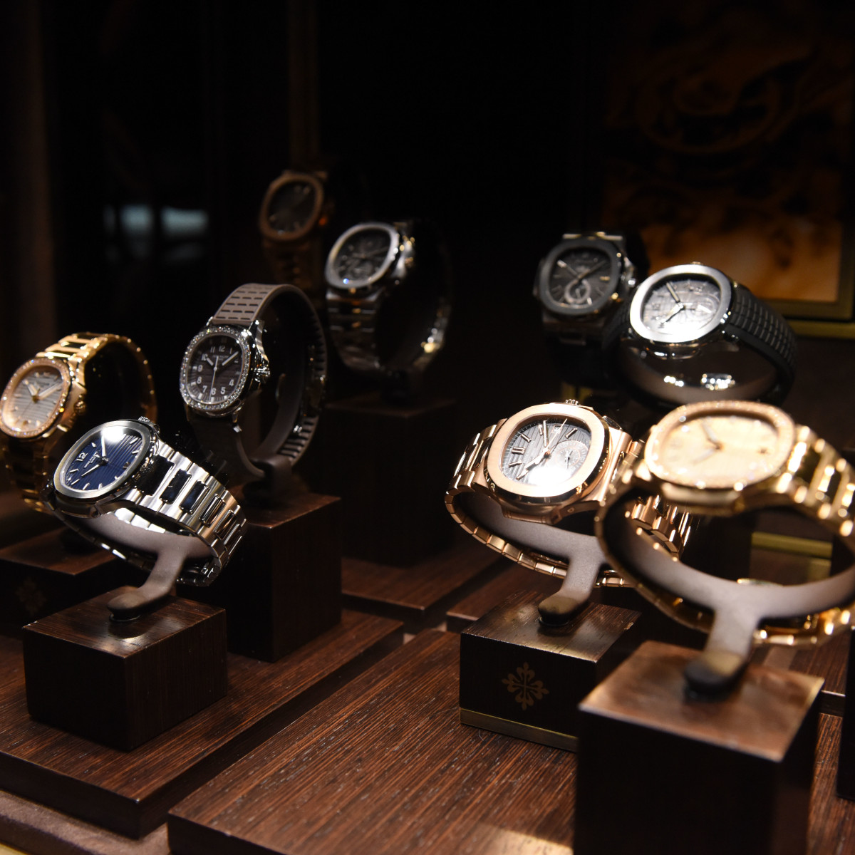News, Shelby, de Boulle opening, Nov. 2015, watches