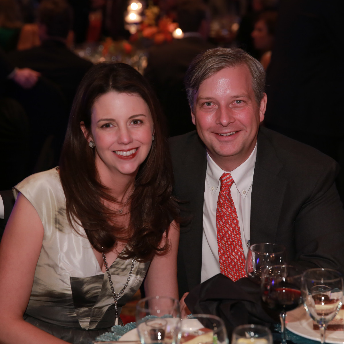 News, Shelby, Rendezvous with Houston Methodist, Nov. 2015, Julie Barrett, Seth Barrett
