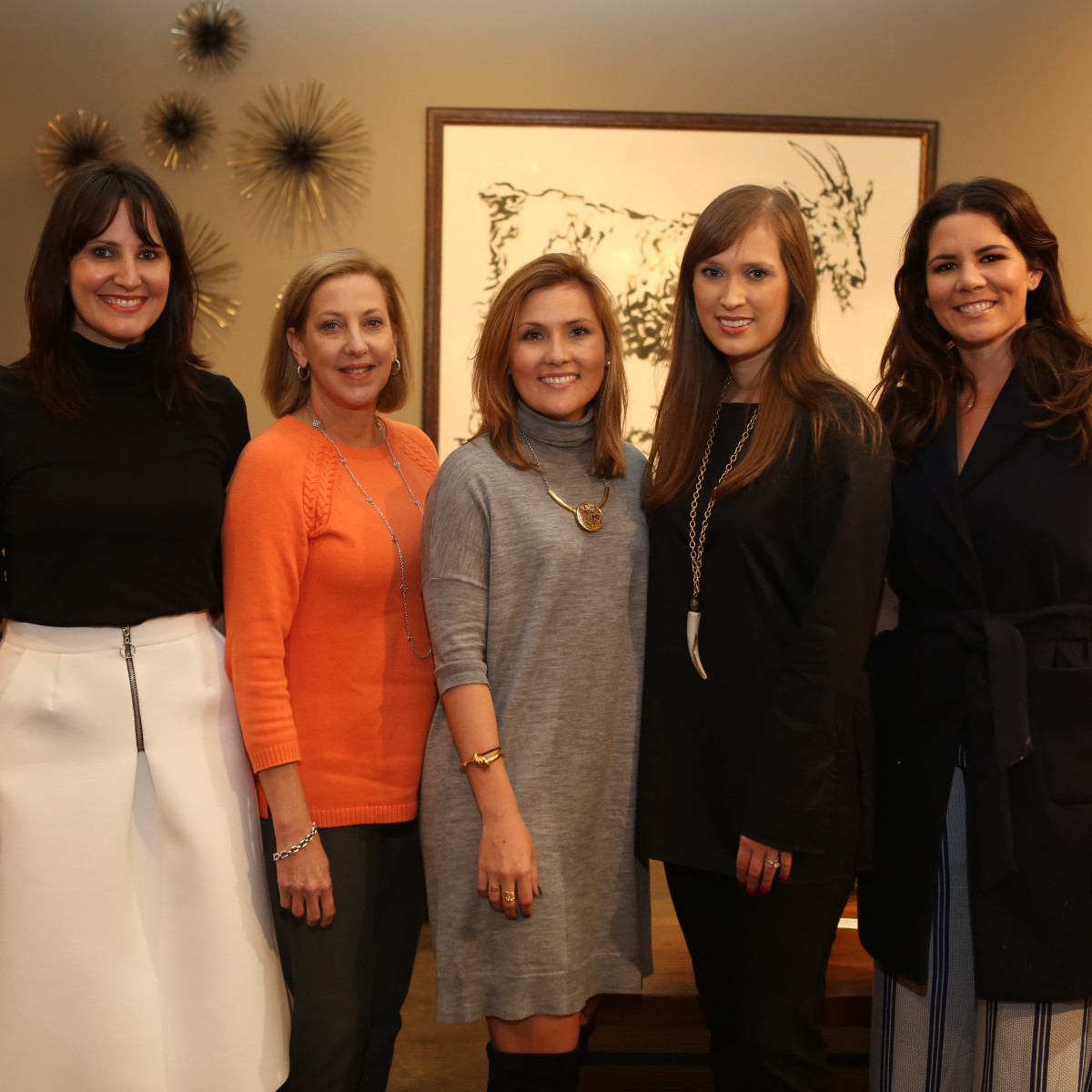 News, Shelby, Decorative Center Houston Fall Market, Nov. 2015, Kate Stukenberg, Martha Lurie, Katie Kime, Meg Lonergan and Paloma Contreras