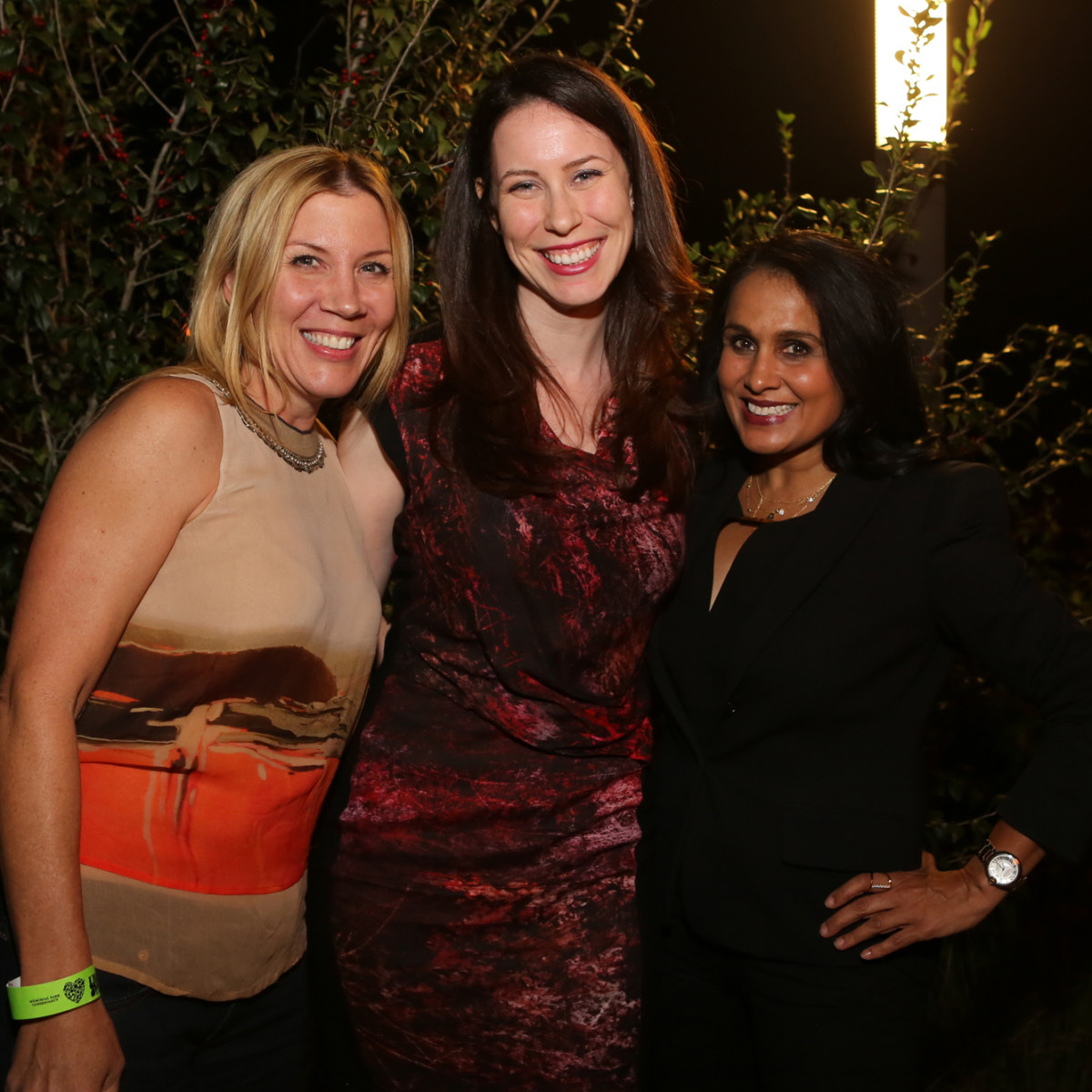 News, Shelby, Urban Wild Bridge Bash, Nov. 2015, Judy Tuttle-Wurth, Illana Plotkin, Sumeet Rai