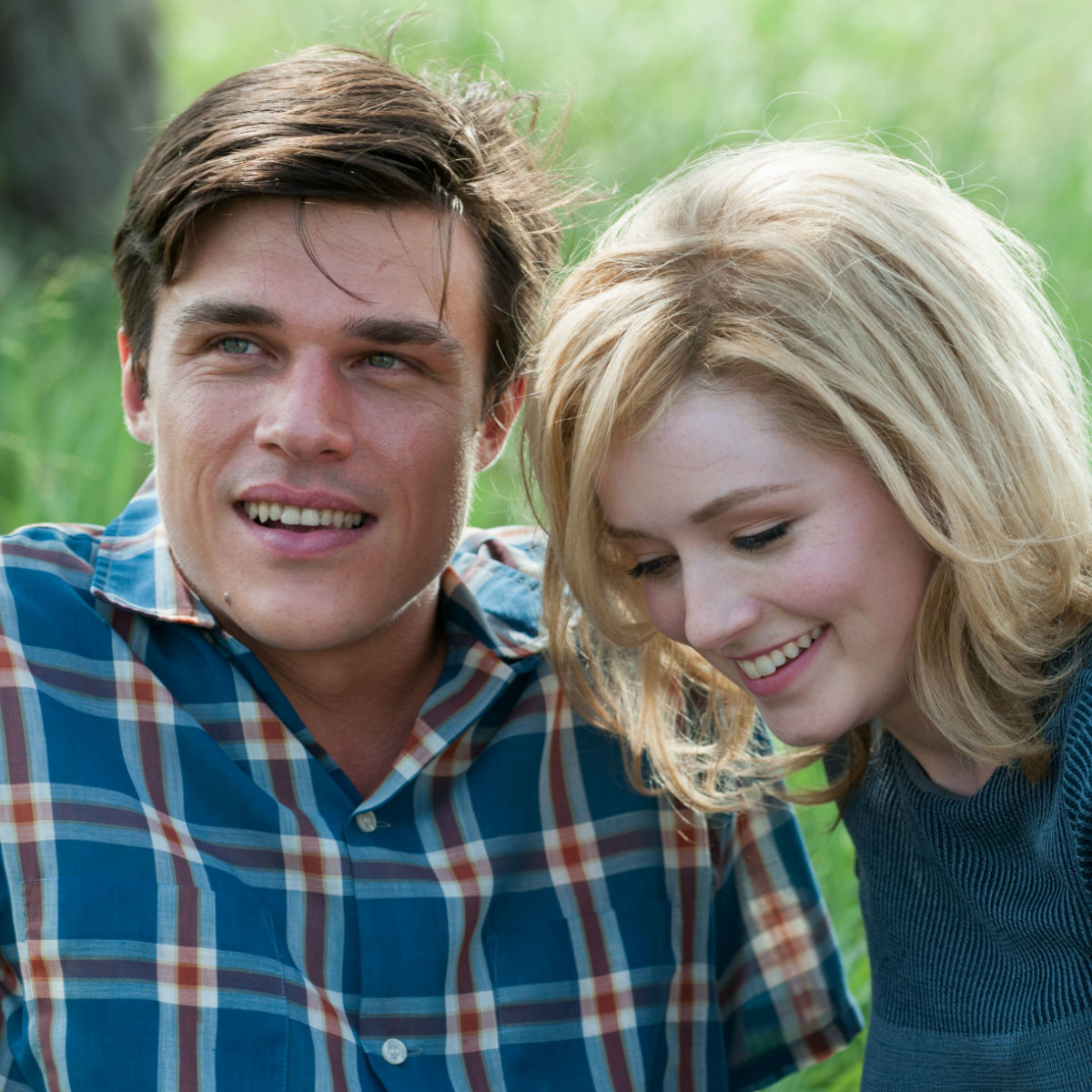 Finn Wittrock and Sarah Bolger in My All American