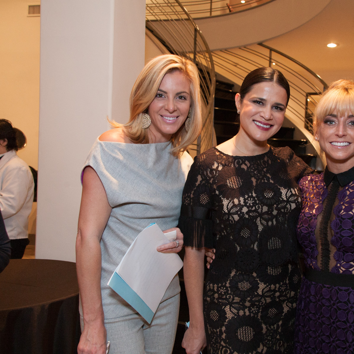 News, Shelby, CAMH Another Great Night, Nov. 2015, Kristen Nix, Elena Pecoraro, Meg Lawrence