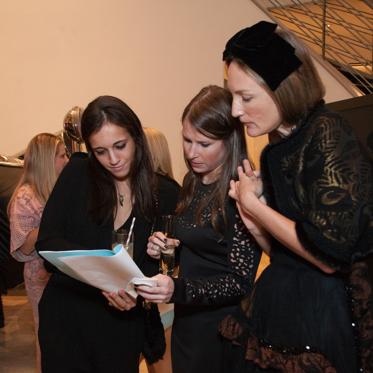 News, Shelby, CAMH Another Great Night, Nov. 2015, Annabell Massey, Morgan Allen, Tatiana Massey