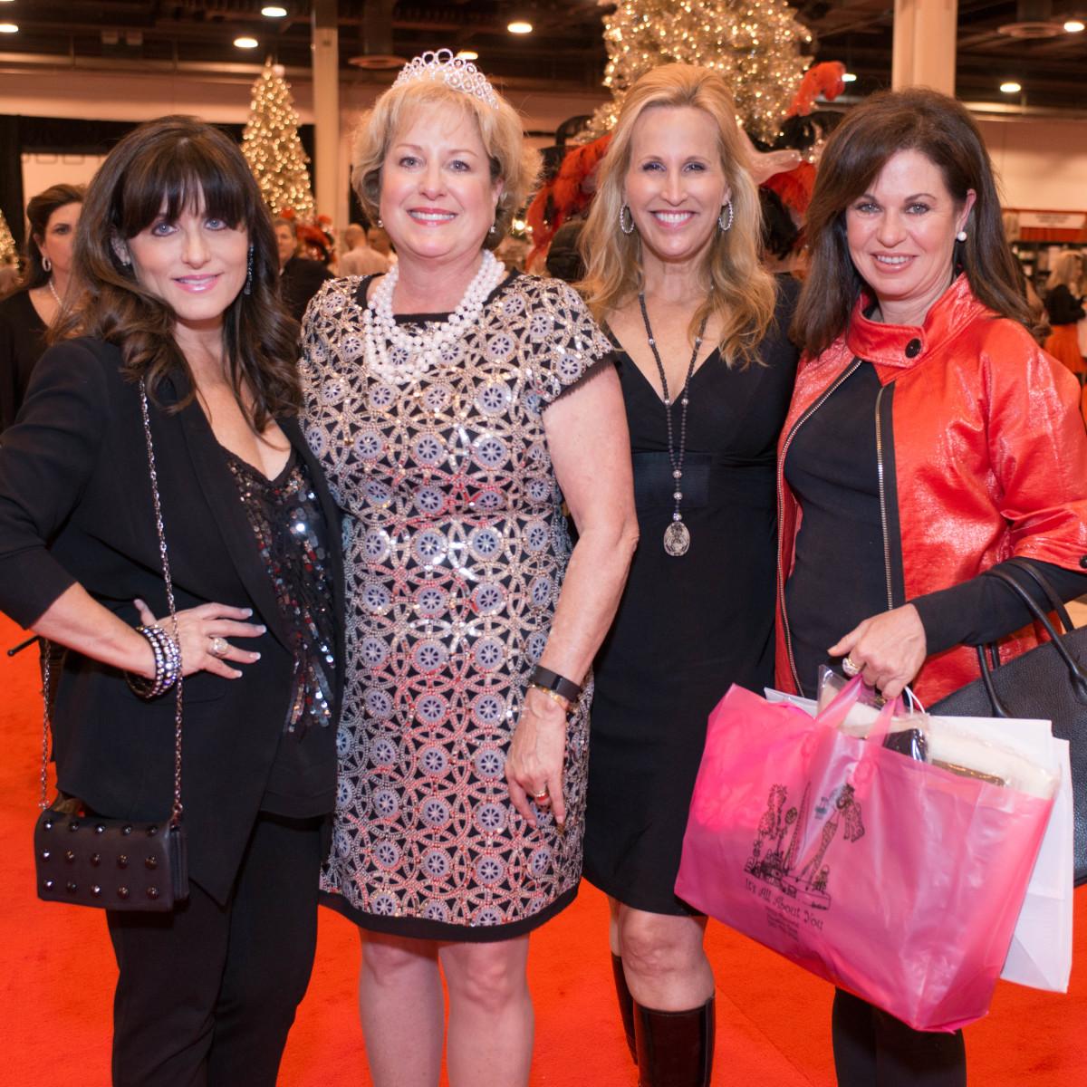 News, Shelby, Nutcracker Market, Nov. 2015, Jackie Eubank, Patsy Chapman, Vanessa Sendukas, Cathy Cagle