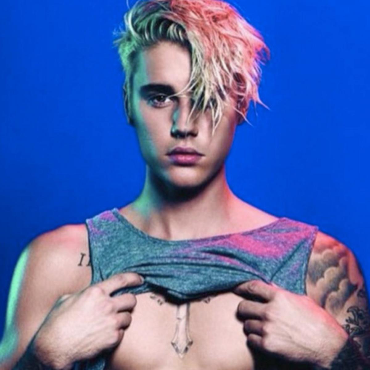 Houston, Justin Bieber, November 2015, Purpose album