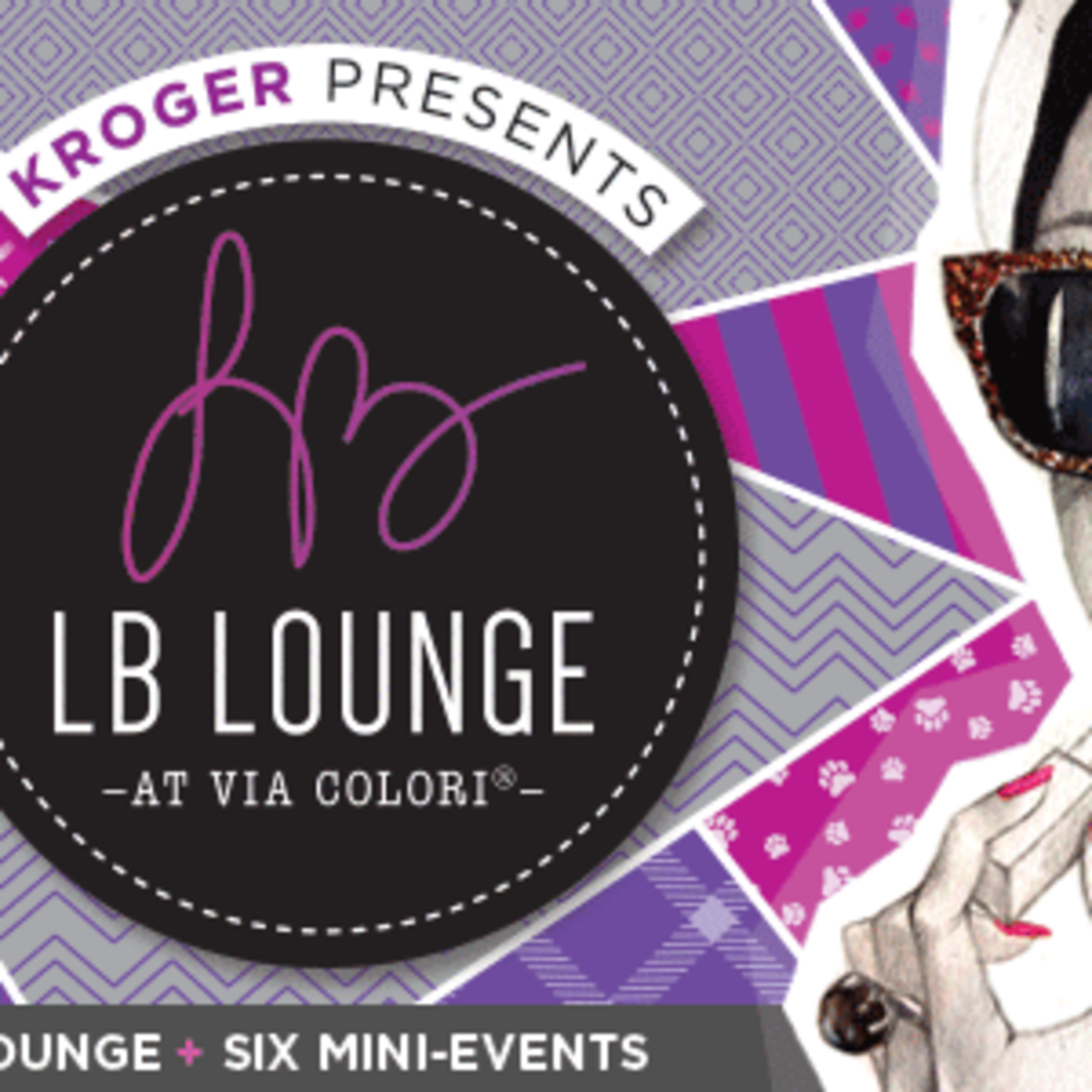 Via Colori LB Lounge
