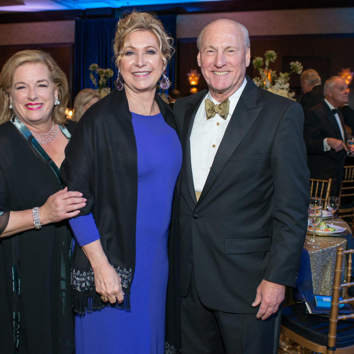 News, Shelby, UNICEF gala, Nov. 2015, Molly Crownover, Carol Linn, Scotty Arnoldy