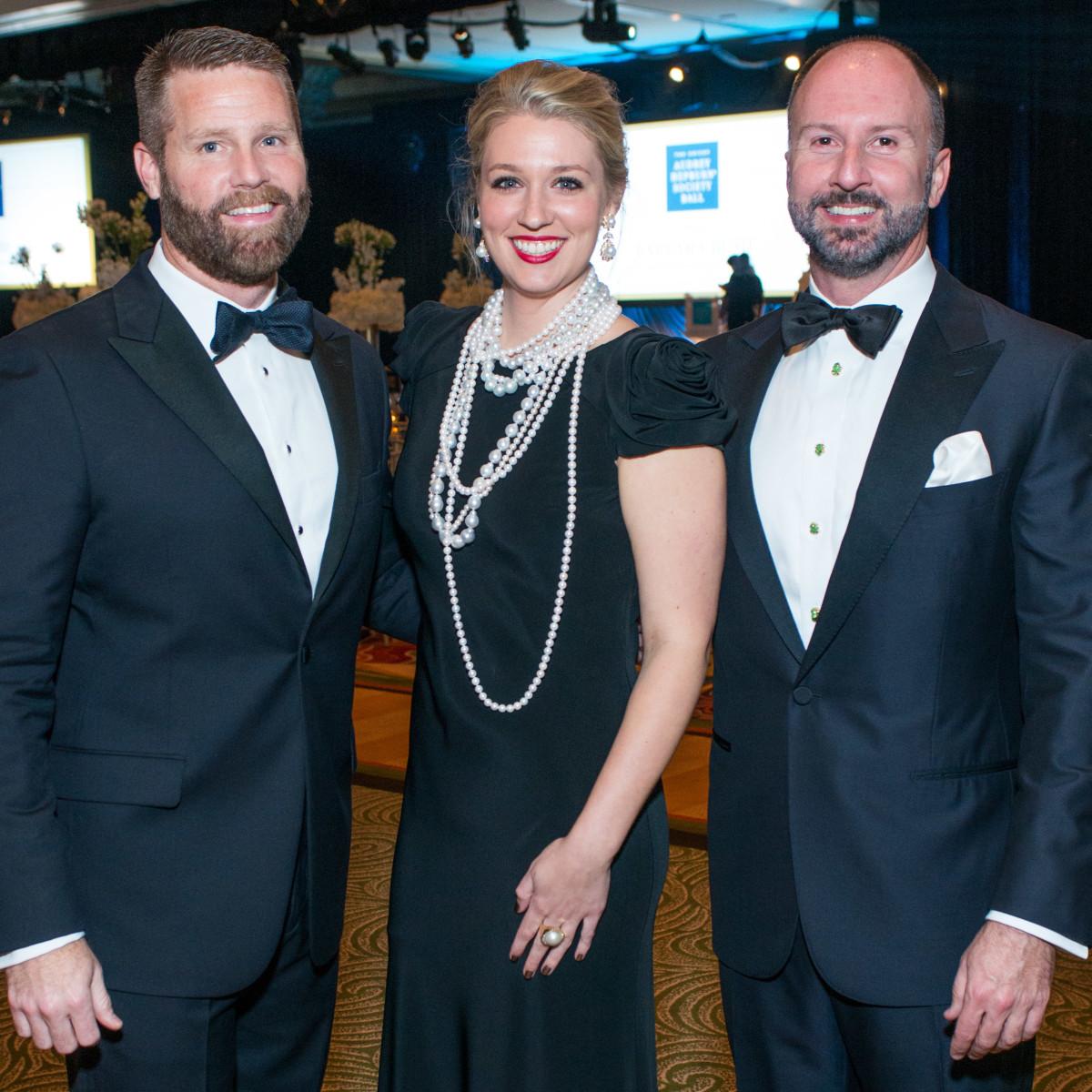 News, Shelby, UNICEF gala, Nov. 2015, Kevin Black, Christina Stith, Tony Bradfield