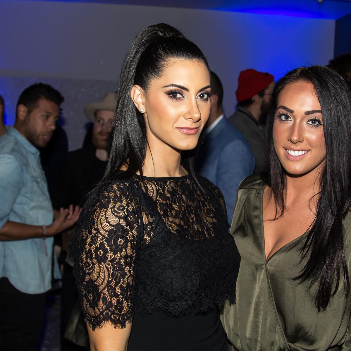 Natalie Sheikh, Alyssa Yannuzzi