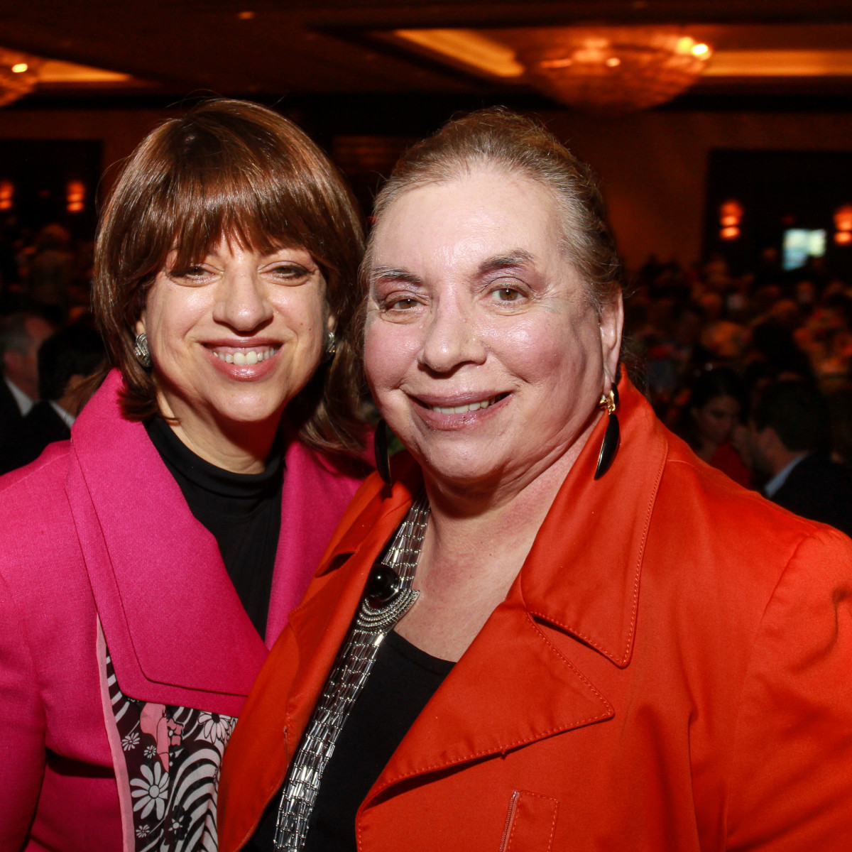 News, Shelby, Holocaust museum luncheon, Nov. 2015, Rachel Davis and Sandra Weiner.jpg