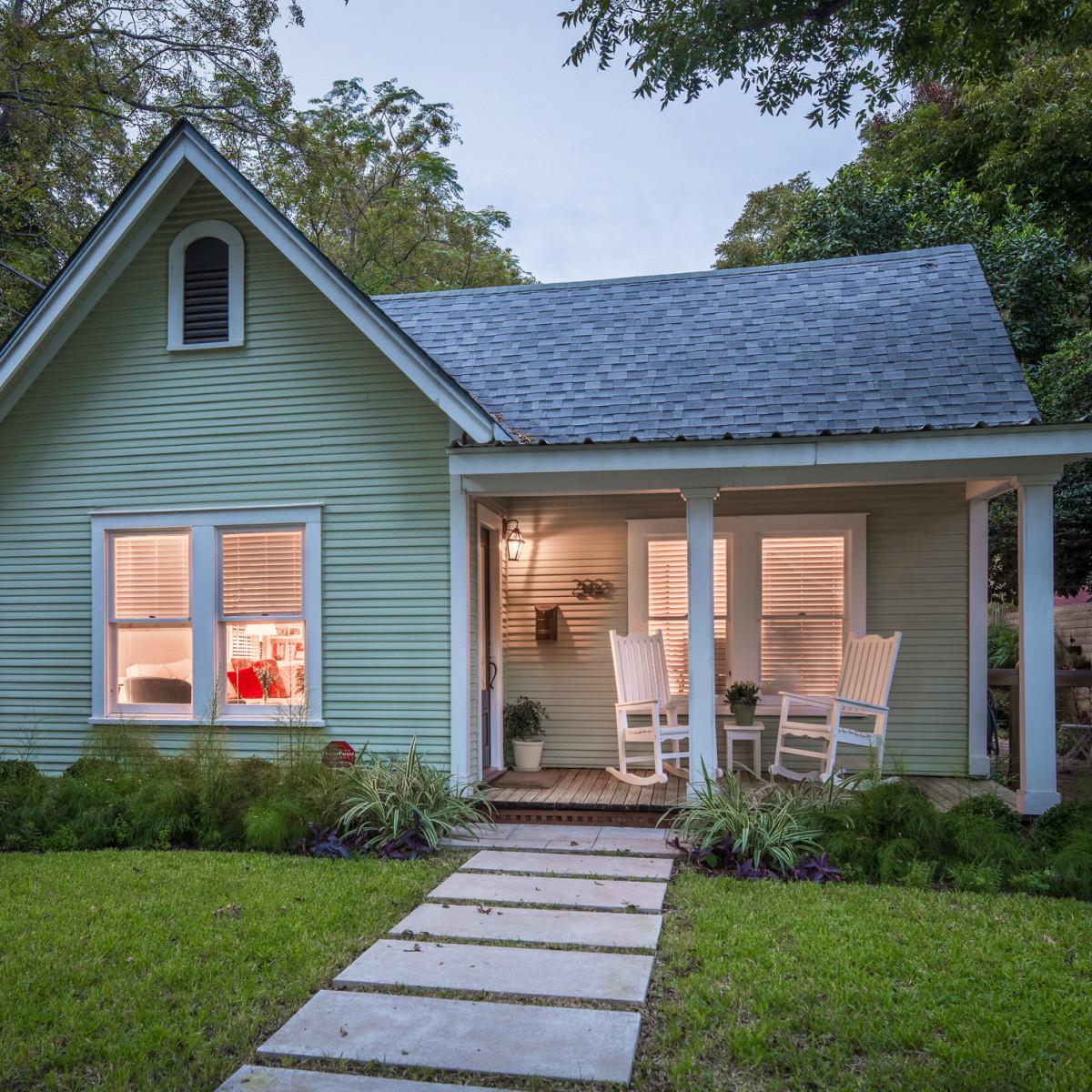 Historic Hyde Park Homes Tour 2015 1937 bungalow house