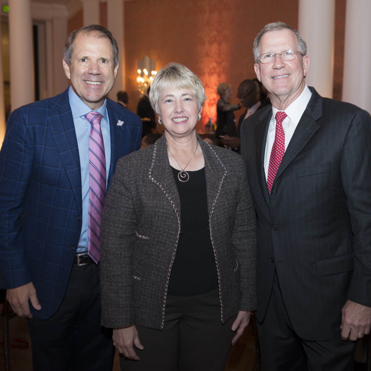 News, Shelby, Scenic Houston dinner, Oct. 3015, Ric Campo, Annise Parker, Robert Duncan