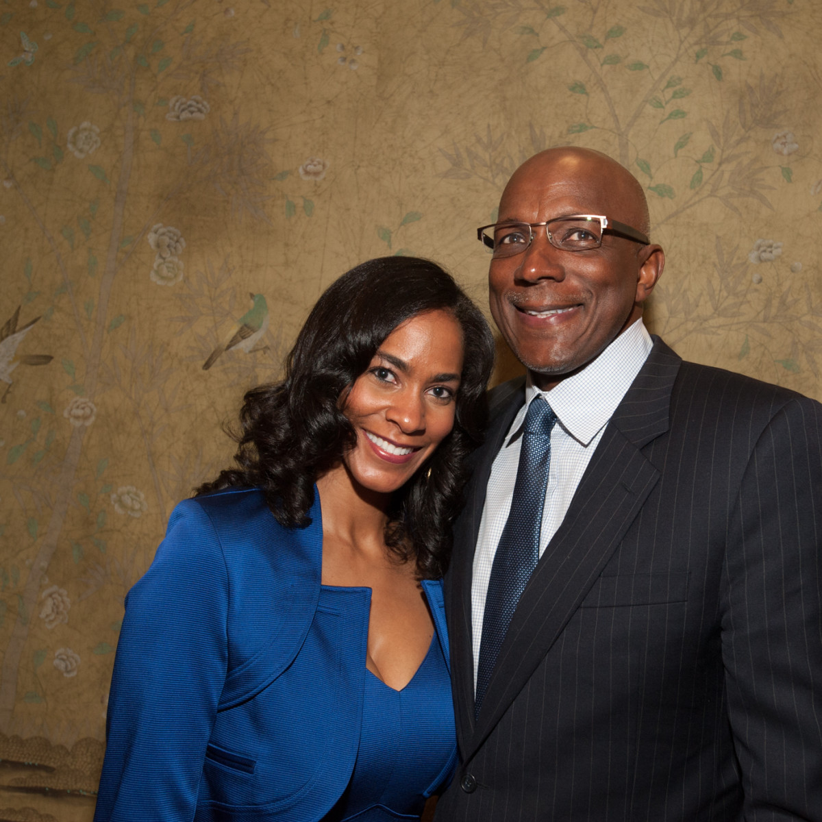 News, Shelby, Hospice Dinner, Oct. 2015, Tonya Drexler, Clyde Drexler