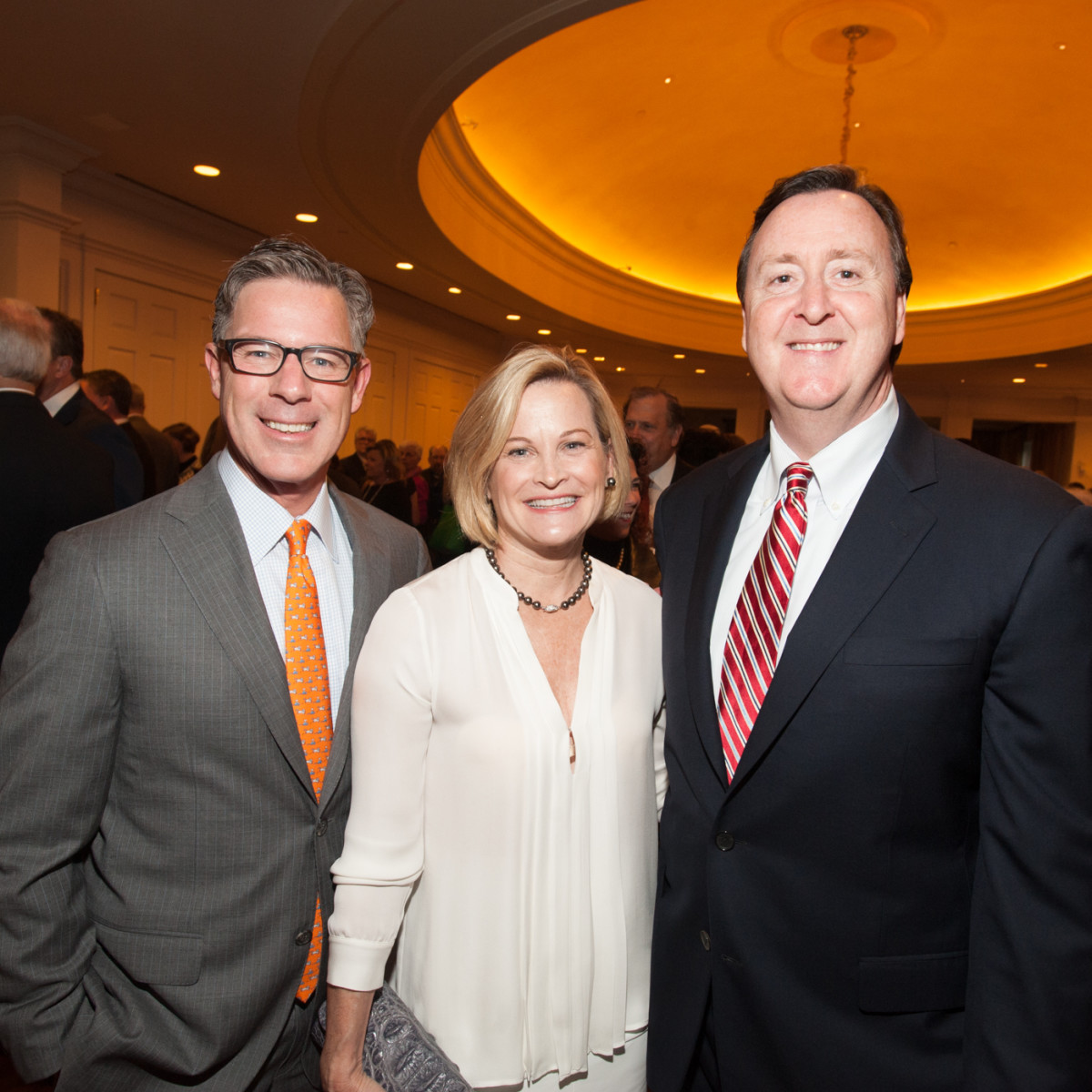 News, Shelby, Hospice Dinner, Oct. 2015, Rob Beckham, Elisabeth Beckham, Bill Herrington
