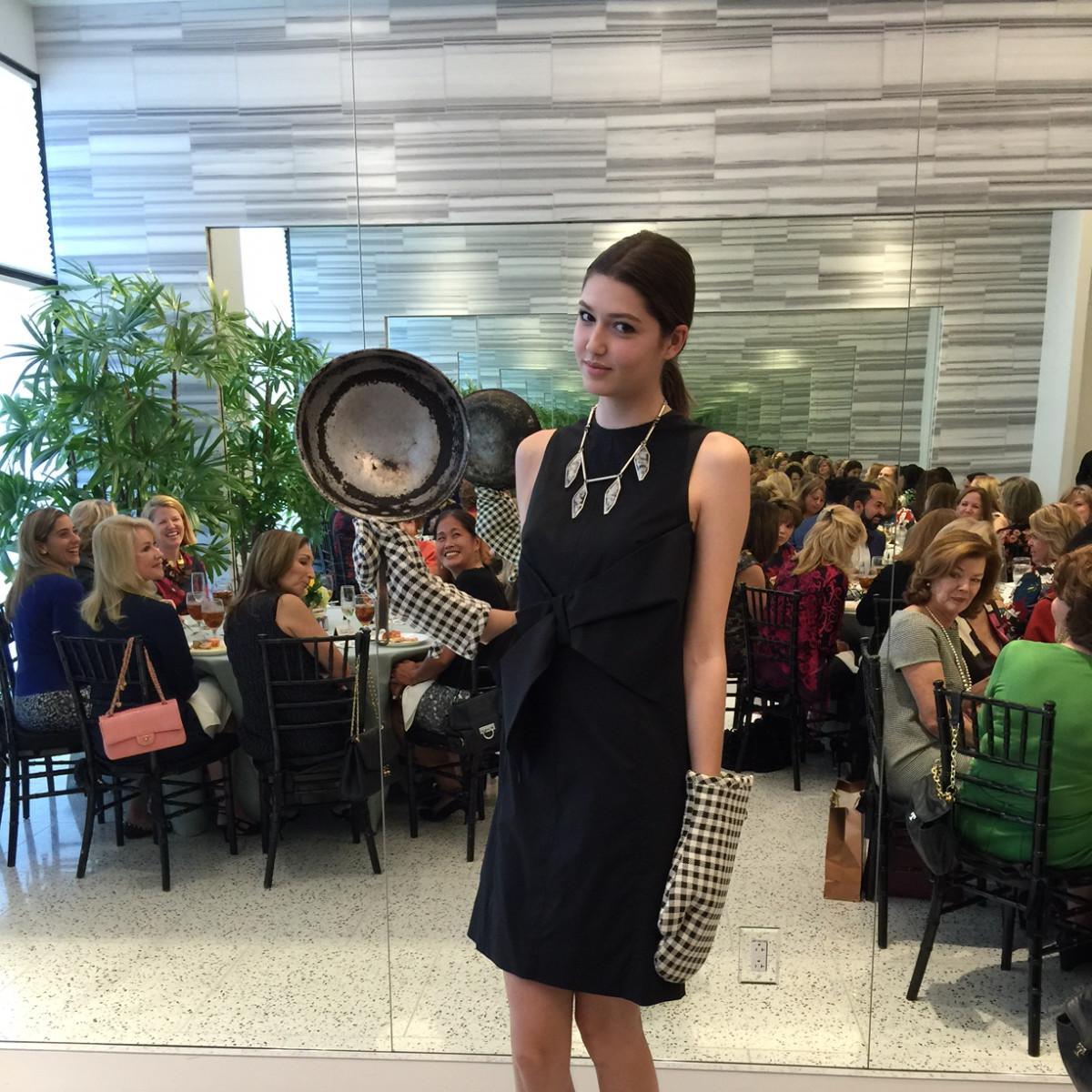 News, Shelby, Lela Rose luncheon, tootsies, Oct. 2015