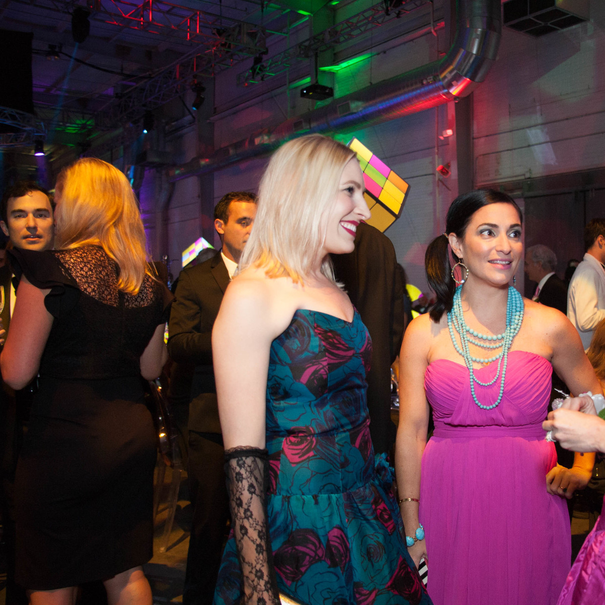News, Shelby, Children's Museum gala, Oct. 2015, Isabel David, Candace Thomas, Viviana Denechaud