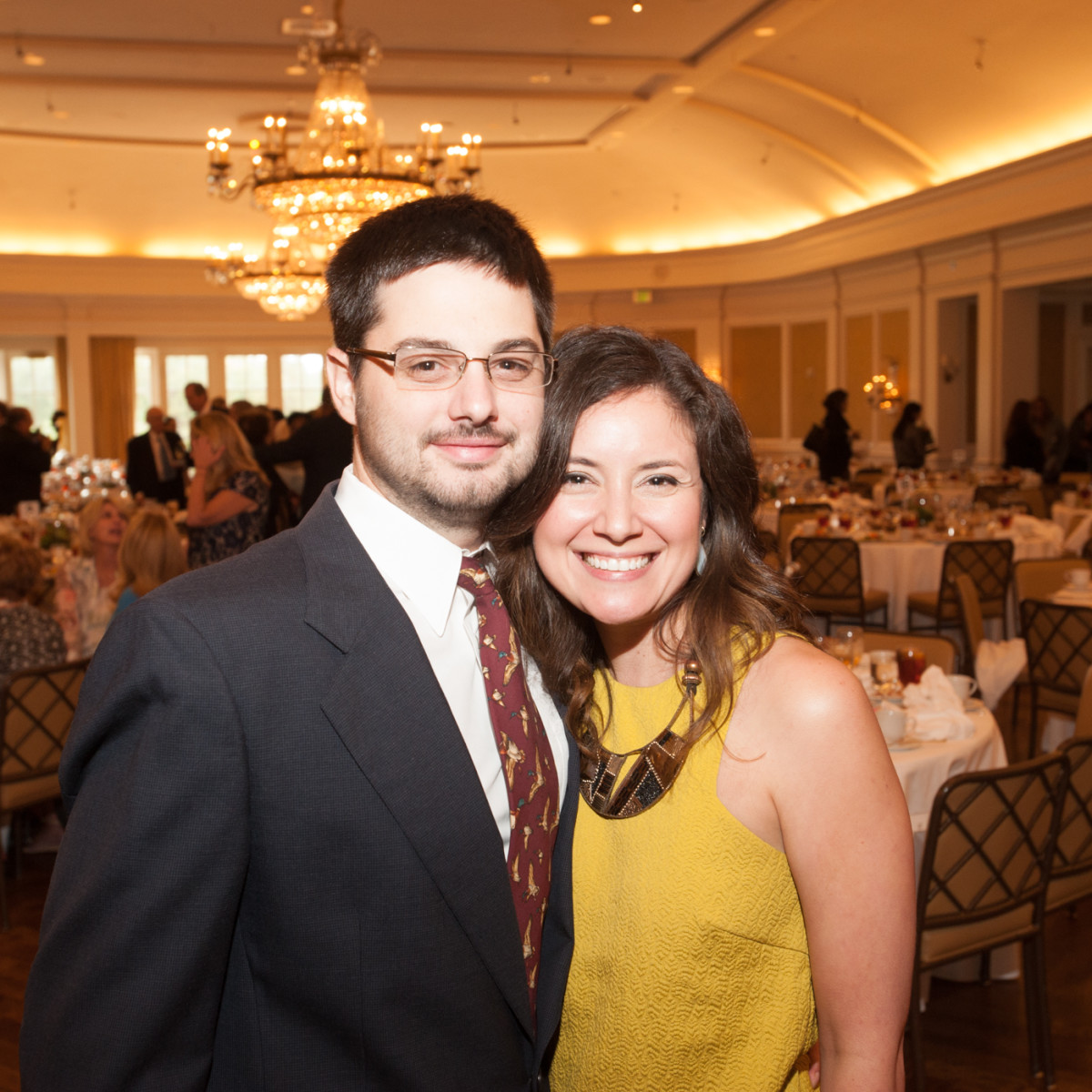 News, shelby, Foundation for Teen Health luncheon, Oct. 2015, Ben Licata, Michaeline Basurtok
