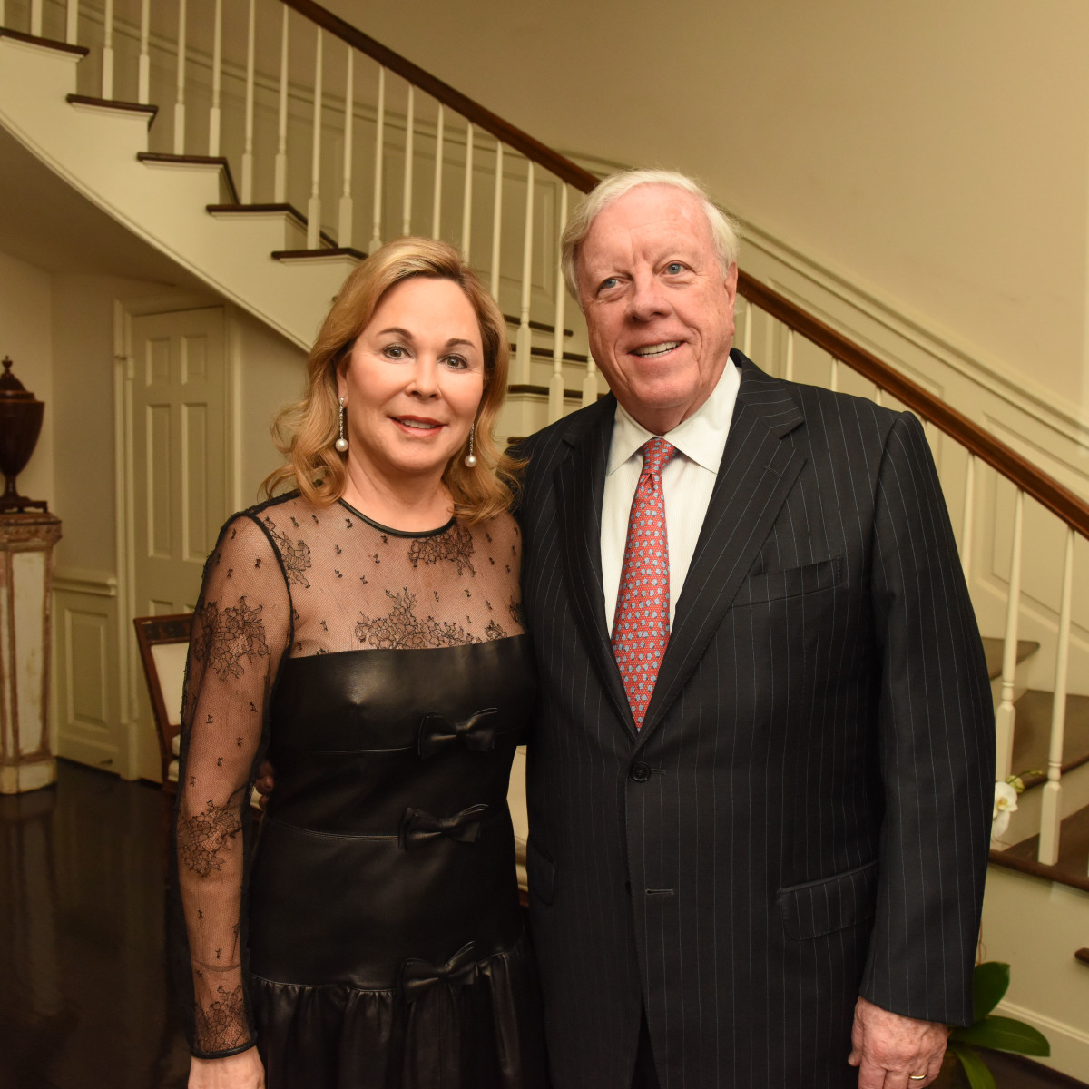 News, Shelby, Departures/Chopard dinner, Oct. 2015, Nancy Kinder, Rich Kinder