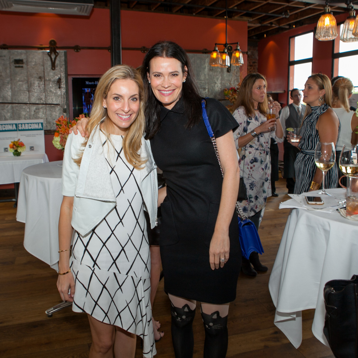 News, SHelby, Catwalk for a Cure kickoff, Oct. 2015, Luvi Wheelock, Francine Ballard