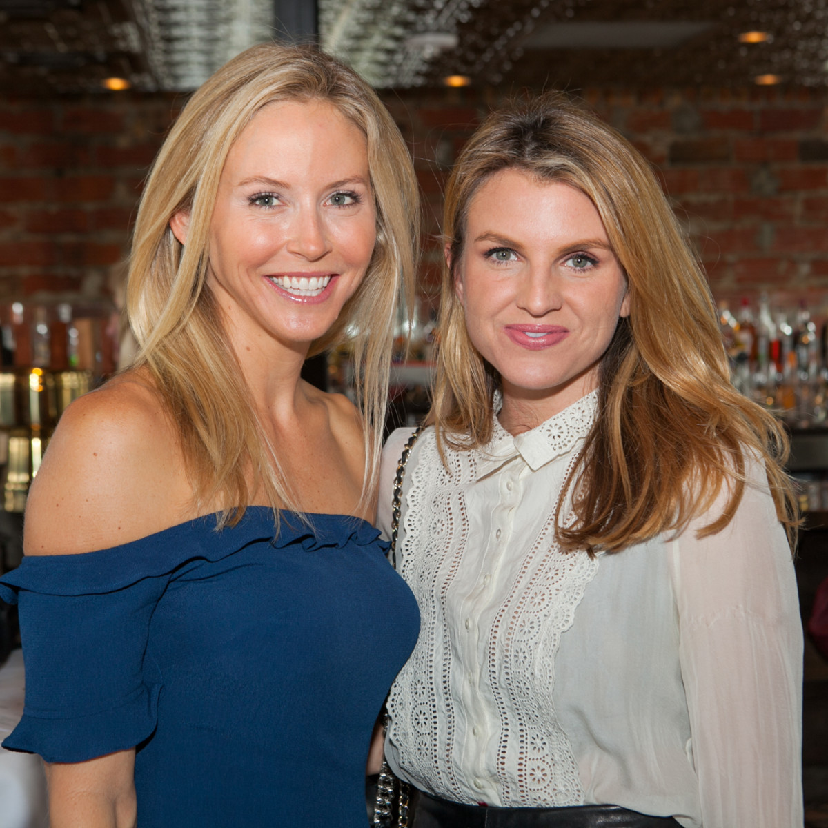 News, Shelby, Catwalk for a Cure kickoff, Oct. 2015, Melissa Strong, Lindley Arnoldy