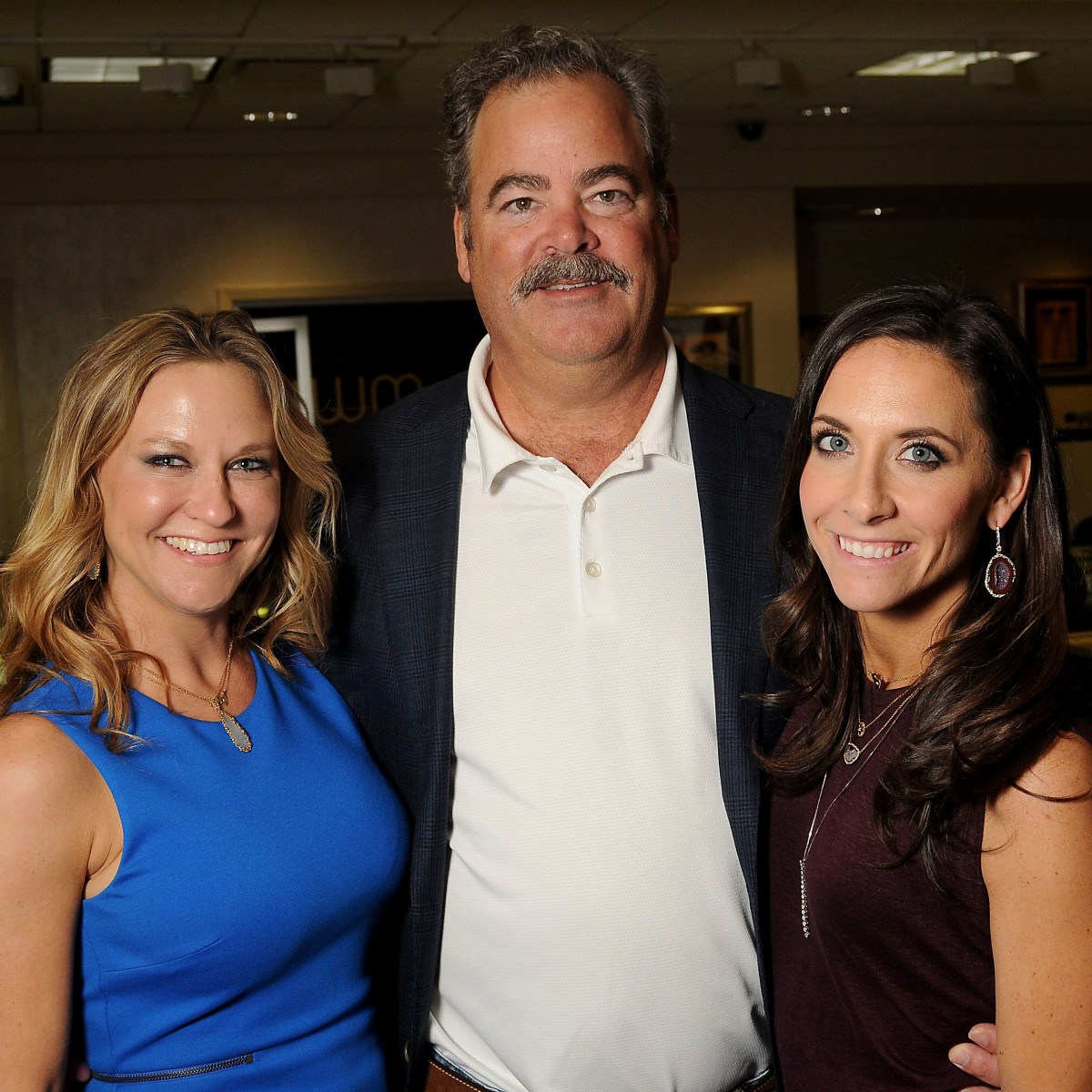 Houston, Project 88 kick-off party, October 2015, Amy Haymond, Cal McNair, Hannah McNair
