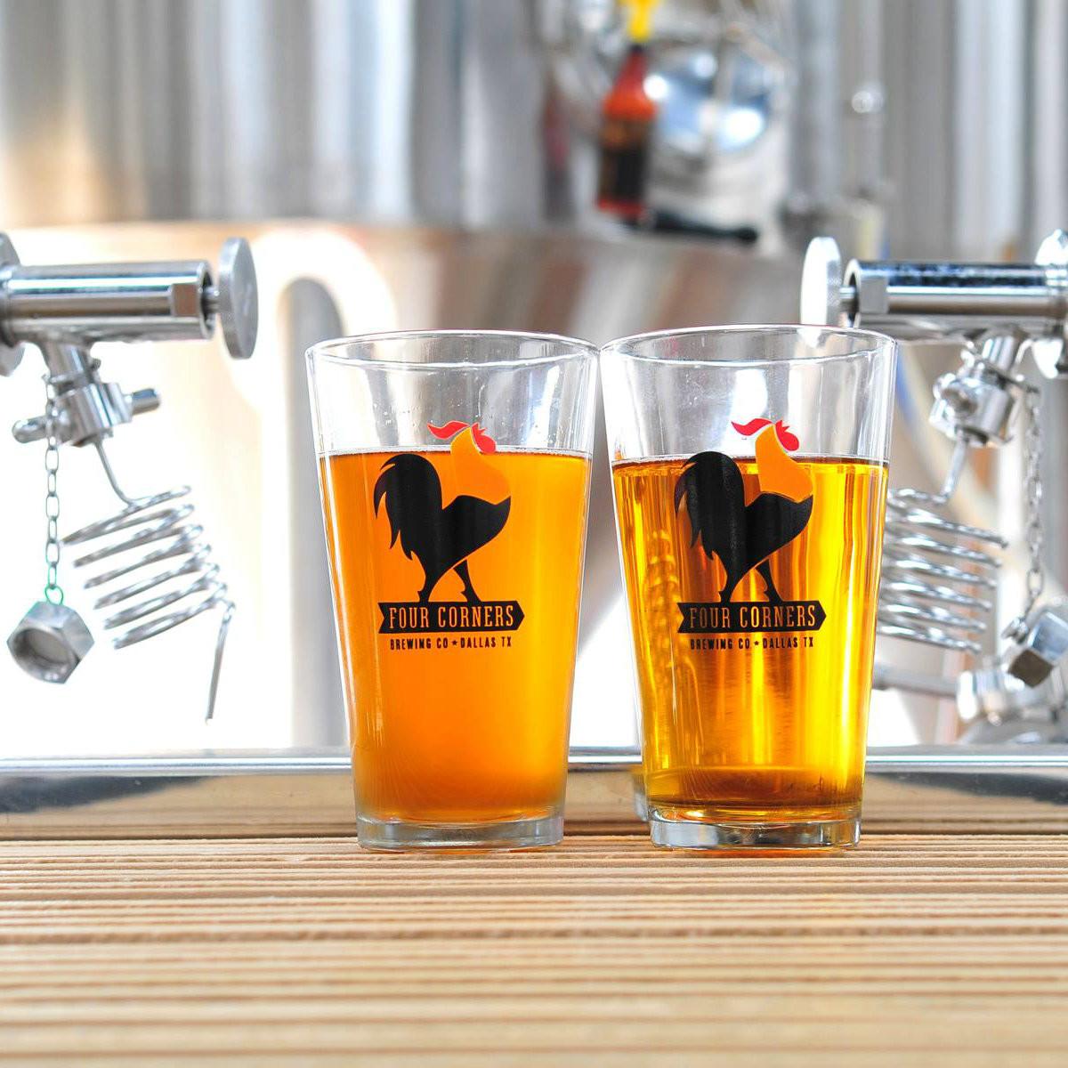 Four Corners Brewing Co. in Dallas