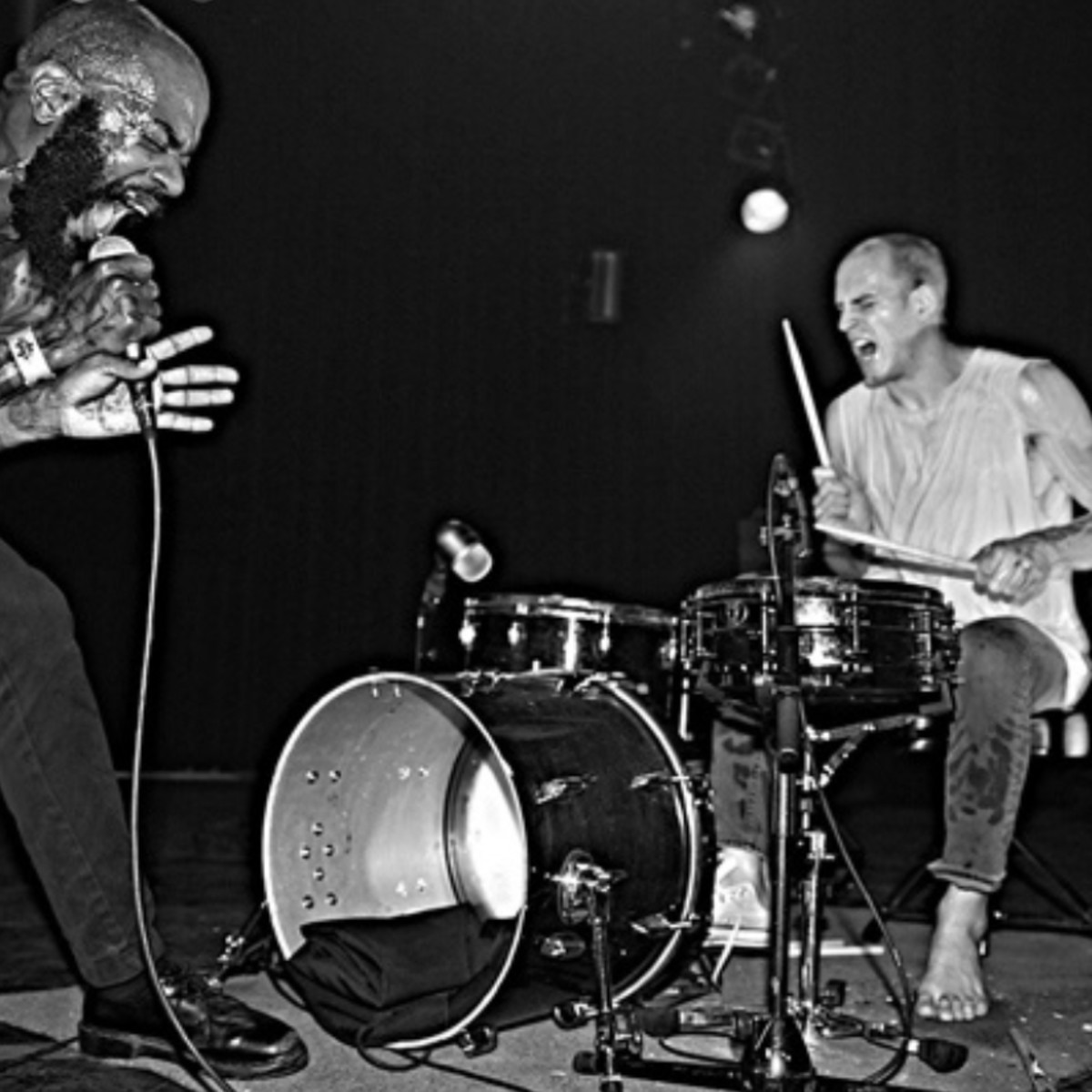 Death Grips for Day For Night
