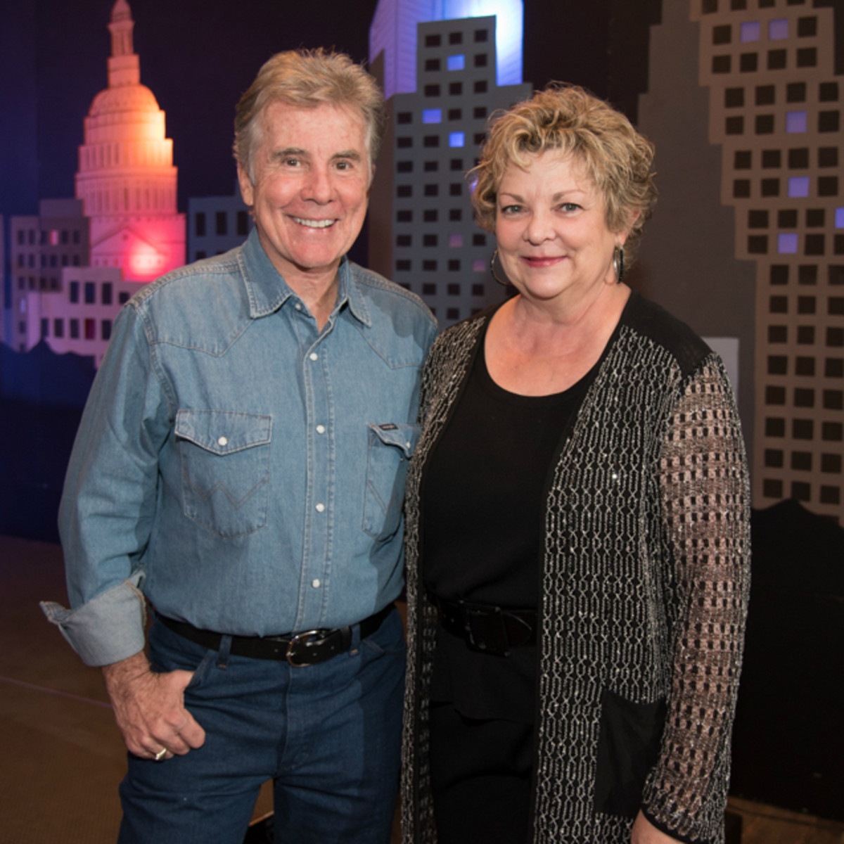 NCMEC Texas Heroes for Children Gala 2015 John Walsh Diane Allbaugh