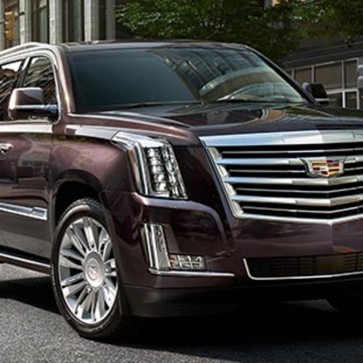 Houston, 2015 Cadillac Escalade, October 2015