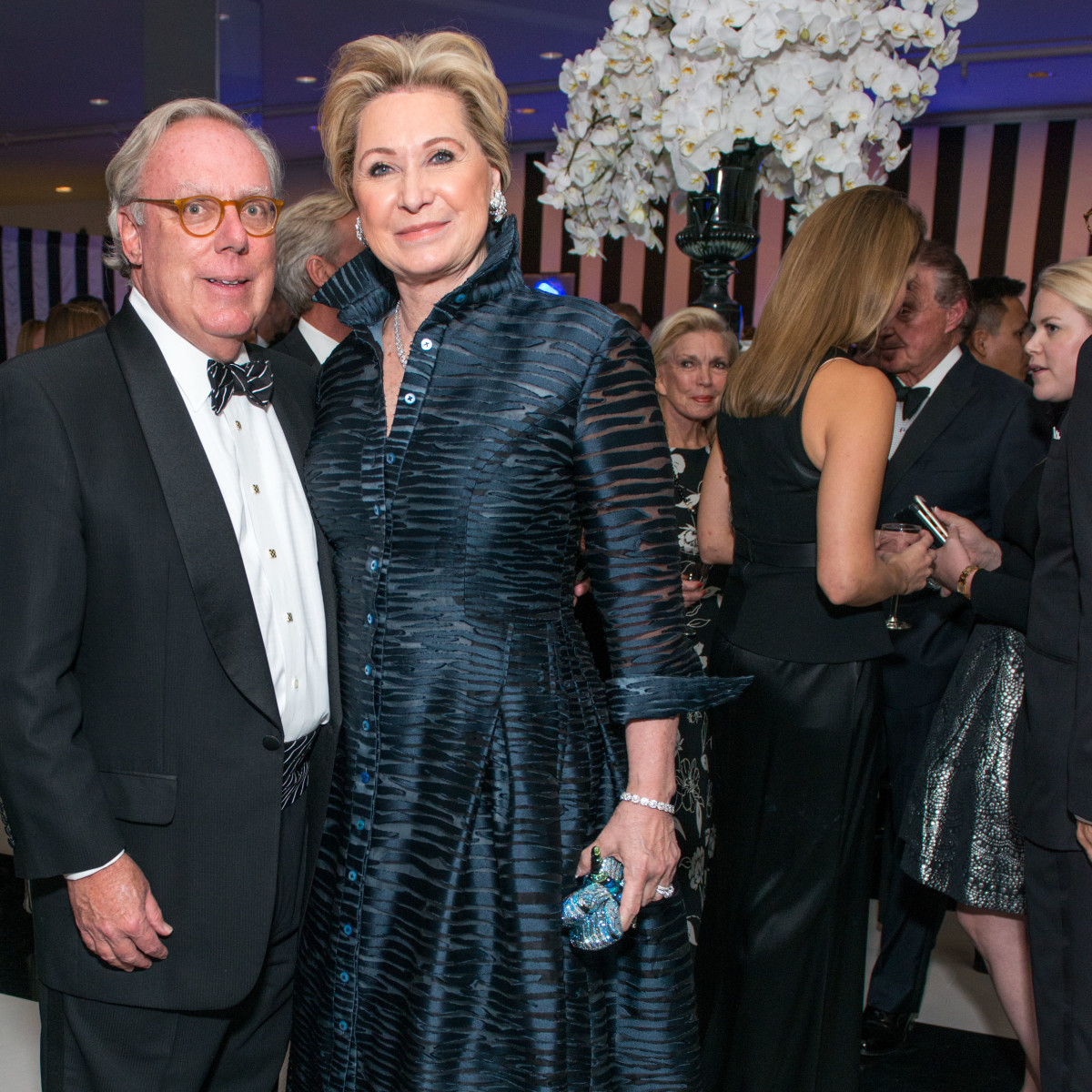 News, Shelby, Museum of Fine Arts gala, Oct. 2015, Mike Linn, Carol Linn