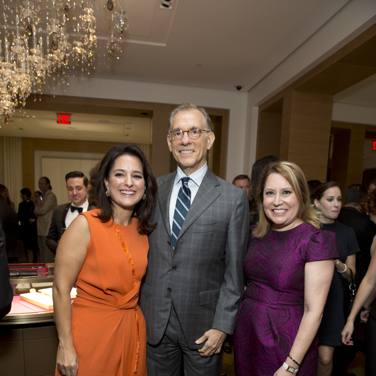 News, Shelby, Cartier opening, Oct. 2015, Mercedes Abramo, Gary Tinterow, Kari Gonzales