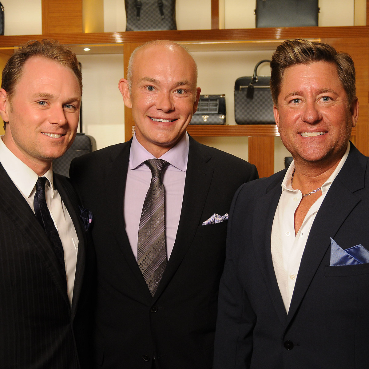 Houston, Louis Vuitton Alley Theatre Salute, September 2015, Andrew Cordes, Louis Vuitton's Andy Fullen, Brian H. Teichman