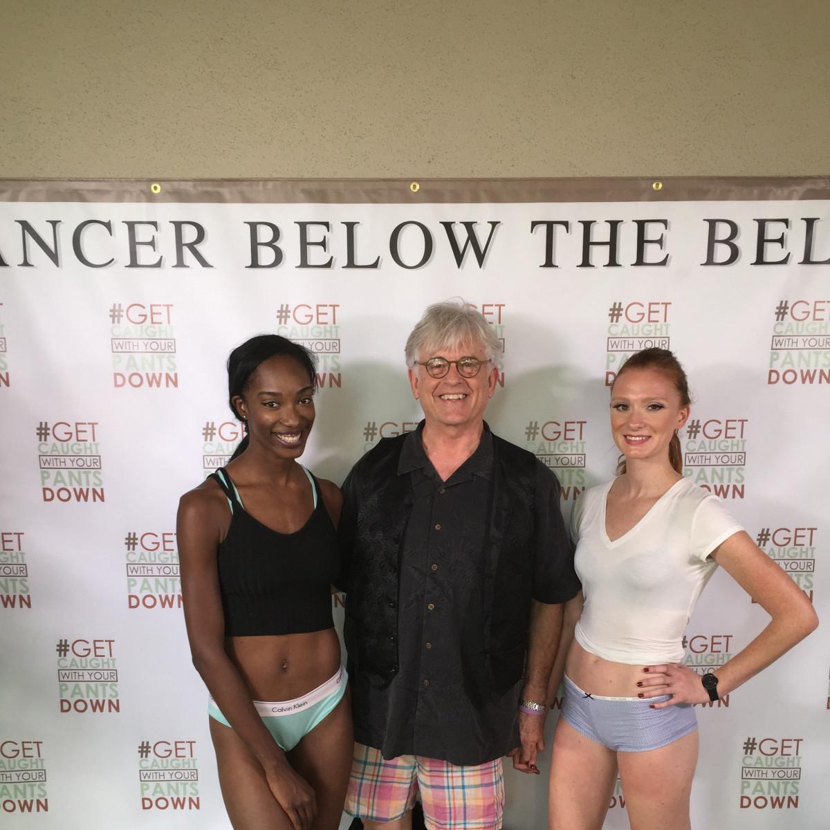 News, Shelby, Cancer Below the Belt, Sept. 2015, Courtney, Rich Lanier, Lauren