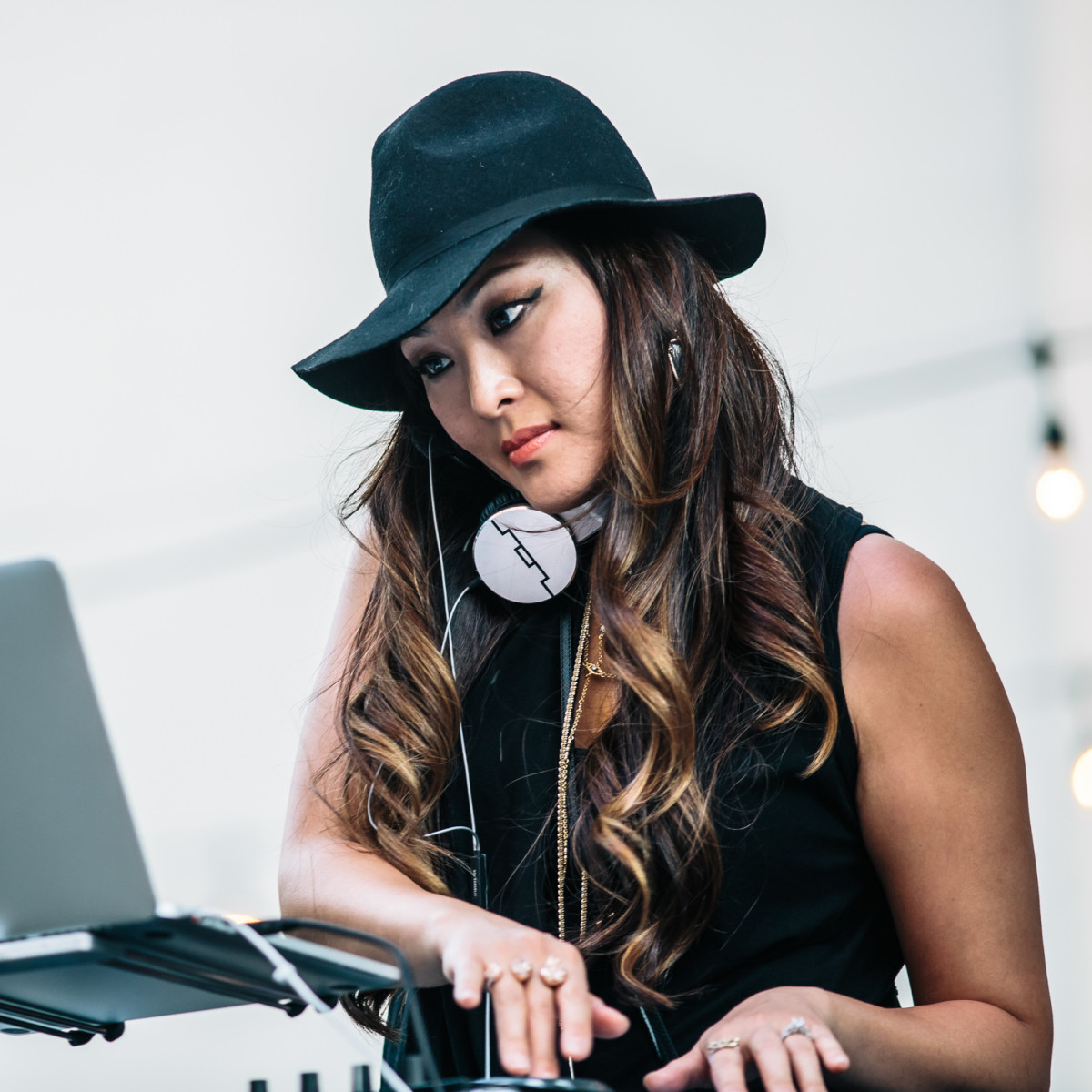 CultureMap Austin Social: Style Edition at the Belmont DJ Nabiya de Grace