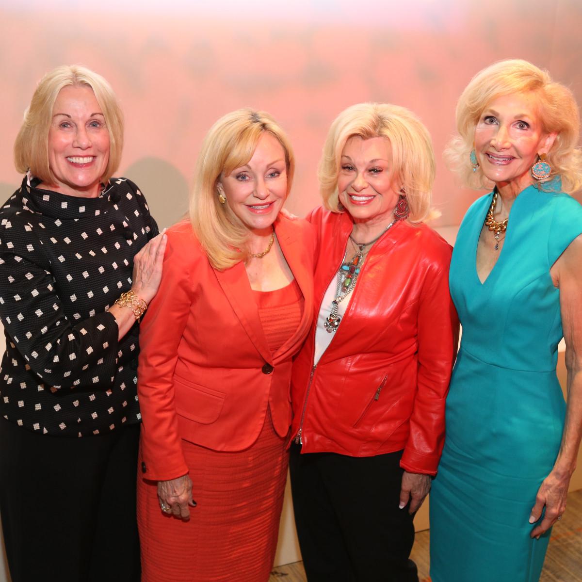 News, Shelby, Stiletto Strut, Sept. 2015 Elsie Eckert, Judi McGee, Sidney Faust, Diane Gendel
