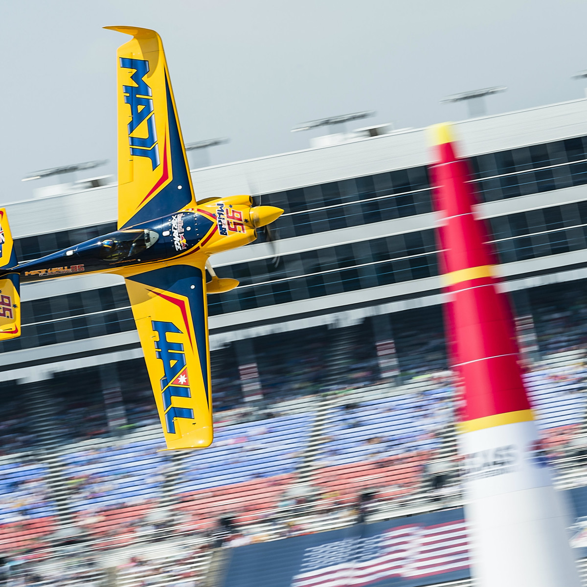 Red Bull Air Race in Fort Worth