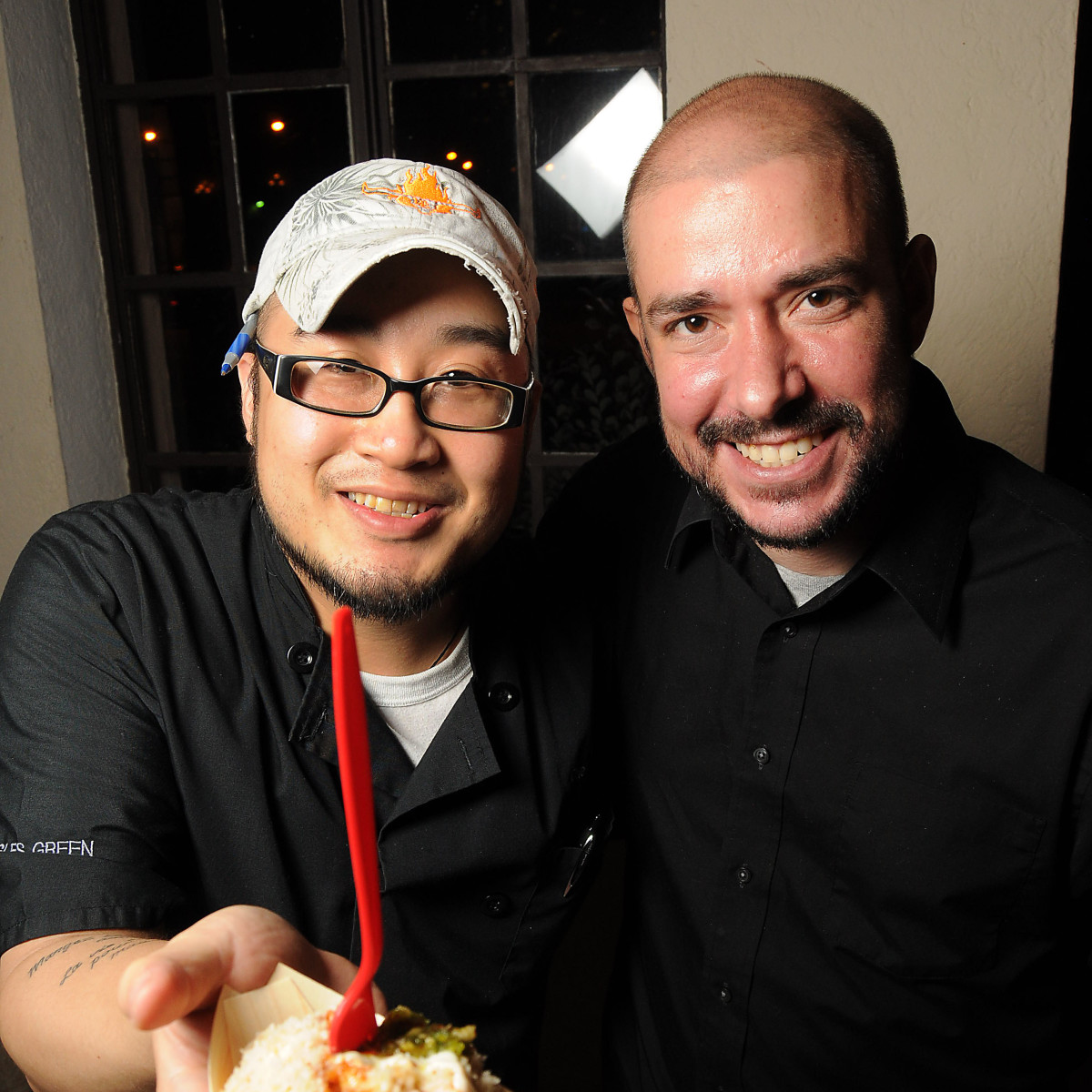 News, shelby, Camp for All Camp Culinary, Sept. 2015,Ryan Ng, Andrew Butler
