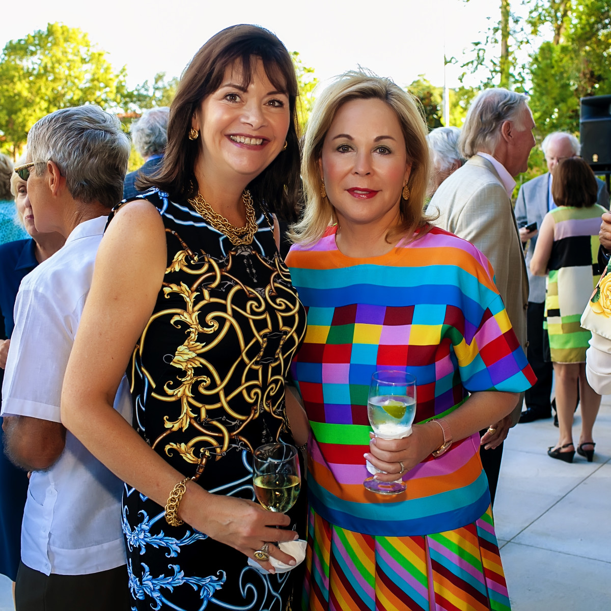News, Shelby, Lost Lake, Dunlavy party, Sept. 2015 Roxanne Neumann, Nancy Kinder
