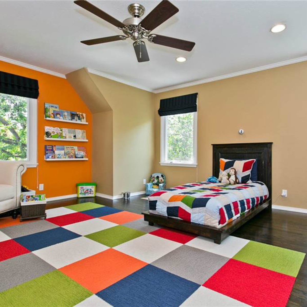 Bedroom at 9722 Boedecker in Dallas