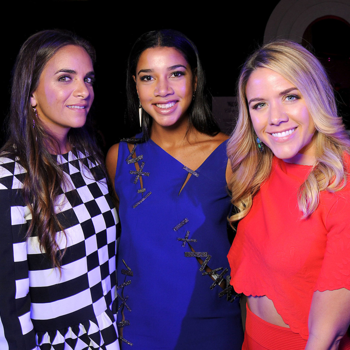 Houston, Vogue Simon Fashion Show, September 2015, Laure Heriard-Dubreuil, Hannah Bronfman, Cara Crowley