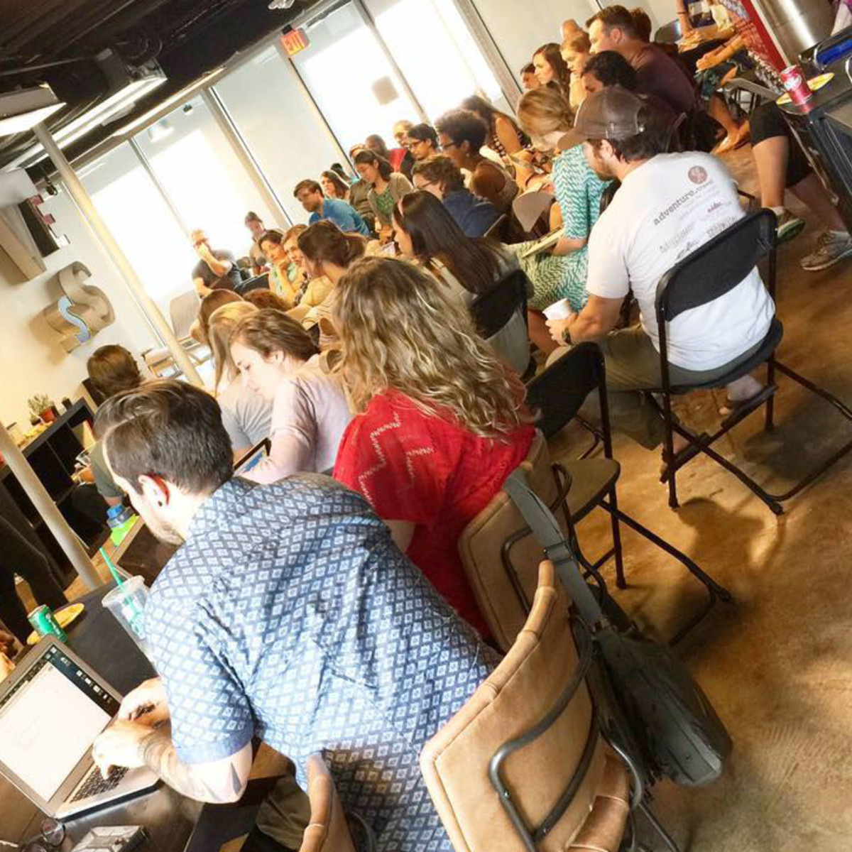 Vessel Coworking Austin office space business class 2015